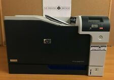 CE711A-HP Colour Laserjet CP5225n A3 Impresora Láser Color