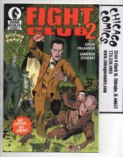 Fight Club 2 #1 Chicago Comics Variant Cover Comic! Dark Horse 2015 VF Palahniuk