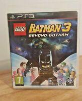LEGO Batman 3: Beyond Gotham (Sony Playstation 3, PS3, 2014)