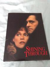 Shining Through (Movie Press Kit)