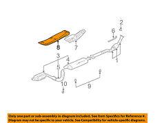 GM OEM Exhaust-Rear Shield 15821715
