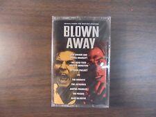 "NEW SEALED ""Blown Away"" Soundtrack   Cassette Tape  (G)"