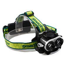 Zoomable 10000LM CREE XML T6x2 LED Headlamp Headlight Head Flashlight Torch Lamp