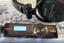 Sony Walkman NWZ-B173 Black (4 GB) Digital Media Player w/ FM and Voice Recorder