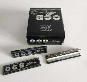 Carton feuille OCB x50 paquets - BIEN LIRE L'ANNONCE