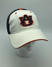 Auburn University Tigers AU White Blue Orange War Eagles OSFM Baseball Hat NEW