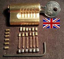 Cutaway ri-pinnable * sfida finale * Blocco pratica + Pin Extra British made