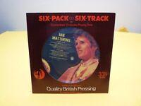 "Ian Matthews – Six-Pack ~ Do right woman  (EX+/EX+) 1977 Single 7"" ç"