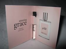 Philosophy Amazing Grace Fragrance Eau de Toilette .05 oz. Sample Vial