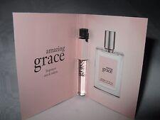 Philosophy Amazing Grace Fragrance Eau de Toilette .05 oz. Sample Vial