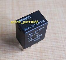 ORIGINAL and Brand New OMRON SPDT 12V G8V-1C7T-R-DC12 Automotive Relay