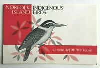 MNI49) Norfolk Island 1970/1 Indigenous Birds Stamp Pack MUH