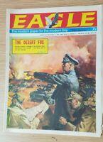 EAGLE COMIC Vol 18 No 50 DAN DARE  THE DESERT FOX - 16th DECEMBER 1967