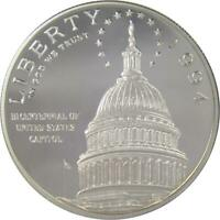 1994-S $1 U.S. Capitol Bicentennial Commemorative Silver Dollar Choice Proof