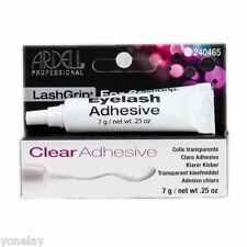Ardell LashGrip Eyelashes Clear Transparent Lash Grip Glue Adhesive Strip Lashes