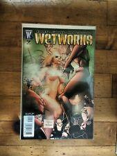 WS Wildstorm Wetworks #7  Unread Condition