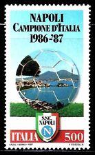 SELLOS DEPORTES FUTBOL. ITALIA 1987 1748 NAPOLI 1v.
