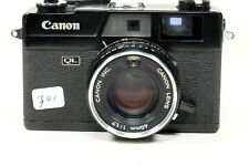 Canon GIII QL17 Black Paint!!! New foam door