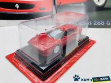 1:43 Ferrari Collection Hachette FERRARI 288 GTO Red