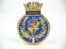 HMS RENOWN  WWII Royal Navy Battlecruiser  1/350 1/700 Model Display Badge