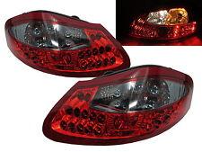 DHL Ship - For Porsche Boxster 986 1996-2004 LED Tail Light Rear Lamp -Red/Black