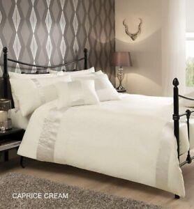 Gaveno Cavailia 'Caprice' Duvet Set - Cream (King)