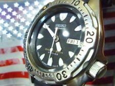 Seiko Auto Divers 200m 21 jewels 7S26-0100 Medium 38.5mm Watch