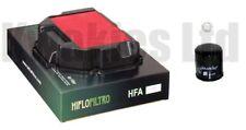 HifloFiltro HF303 Filtro de Aceite para Moto - Negro
