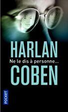 HARLAN COBEN***NEUF 06/2017***NE LE DIS à PERSONNE...*PRIX des LECTRICES de ELLE