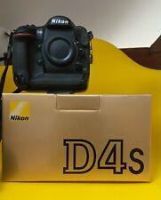 APPAREIL PHOTO NIKON D4S OCCASION MAIS COMME NEUF FACTURE DISPONIBLE