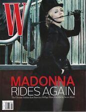 W Magazine June 2006 Madonna Steven Klein  061118DBE