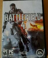 EA Battlefield 4 Limited Edition Rated M PC DVD-ROM 2013 EA Shooter  Battlefield