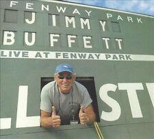 Live at Fenway Park Boston MA Jimmy Buffett 2 CD & 1 DVD 2005 Mailboat Records