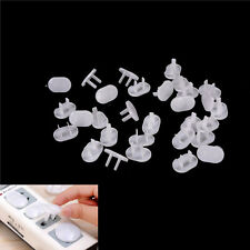 30 Pcs 2 Hole Power Socket Outlet Plug Protective Cover Baby Protector US、
