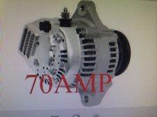 HIGH Amp Race Car CHEVY MINI ALTERNATOR Generator 12180 STREET ROD RACE 1 WIRE