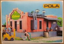 POLA 813 Pickle Factory HO-Scale Kit NOS
