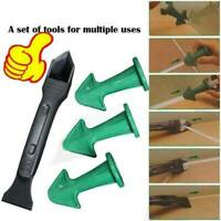 3-in-1 Silicone Caulking Finisher Tool Nozzle Spatulas Filler Spreader Tool Sets