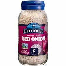 Litehouse Freeze Dried Red Onion, 0.60 Ounce 1-Pack