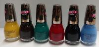 Sinful Colors Step 1 Nail Polish, .5 fl oz - Choose Your Color!!