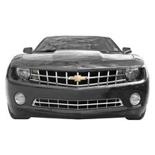For Chevy Camaro 10-11 2-Pc Imposter Series Chrome Main & Bumper Grille Kit