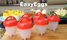 6 EasyEggs - Hard Boiled Eggs without the Shell
