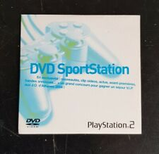 Démo DVD Sport Station - PS2