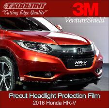 Headlight Protection Film by 3M for 2016 Honda HR-V