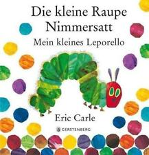 Deutsche Bilderbücher von Eric Carle im Taschenbuch-Format