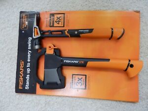 FISKARS Hatchet & Hammer Set NEW