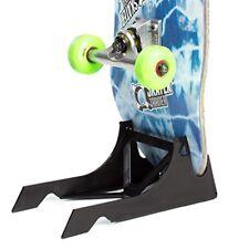 Skateboard Stand Freestanding Skate Board Storage Organizer Display Rack Black