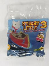 2005 Wendy kids meal stuart little 3 call of the wild 3
