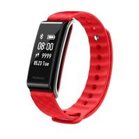Huawei Band A2 Smart Watch Smartband Tracker Sportuhr OLED in Rot Android iOS