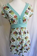 One Clothing Womens Floral Print Shirt Size M Vintage