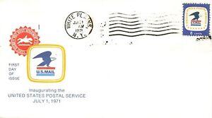 1396 8c USPS 7-1-71 - NY, White Plains